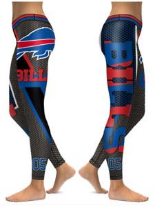 Buffalo Bills Large Women's Leggings New