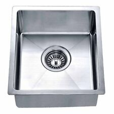 16 GAUGE 15 inches kitchen and bar sink - small radius - commercial grade