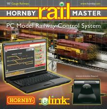 HORNBY R8312 DIGITAL DCC ELINK RAILMASTER COMBINATION PACK CONTROL USB
