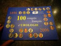 1896-2006 100ans Congrès Français d'Urologie AFU Medecine