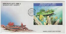 1988 Dec 17th. First Day Cover. $1 Marine Life - Series 1.