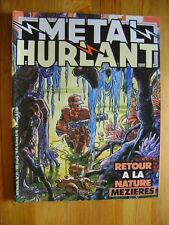 Métal Hurlant n° 41 - Mézières