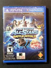 Playstation All-Stars Battle Royal (PS Vita) NEU