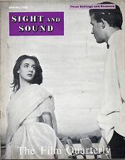 SS58-27-4 SIGHT AND SOUND 1958 Joris Ivens IVAN THE TERRIBLE UK MAGAZINE