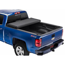 5.8 FT Hard Folding Tonneau Cover For 14-18 Chevy Silverado GMC Sierra