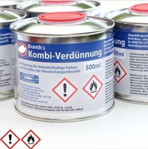 """(25,00€/l) 500ml Branth´s """"Kombi-Verdünnung"""" für BRANTHO KORRUX® und andere"""