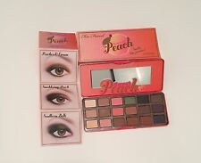 TOO FACED Sweet Peach Eye Shadow Collection Palette - Smells Great! Authentic!