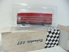 BUB 07150 Porsche Renntransporter rot Edition 2005 OVP 1:87 // UU4663