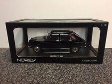 Renault 16 1967 Black 1:18 Norev