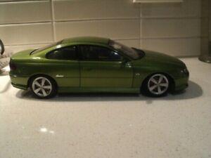 AutoArt Holden Monaro 2 door coupe 1:18 scale