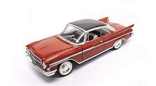 1961 Desoto Adventurer Red 1:18 Diecast Model Car by Road Signature 92738