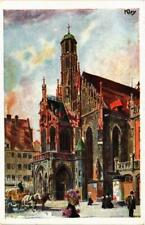 CPA Nürnberg Frauenkirche GERMANY (645292)