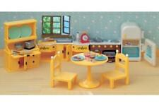 Sylvanian Families Village Kitchen Set BNIB Furniture RARE VINTAGE RETIRED SET