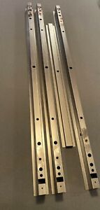 Chevrolet 2ND Gen 1994-2004 Chevy S-10 bed Sill support channels Crossmembers