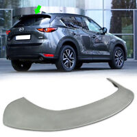 Unpainted Mazda CX5 CX-5 Hatchback Rear Trunk Spoiler ABS 17 18 GT SPORT