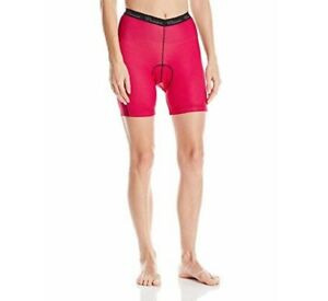 Canari Women's Crazy Lily Liner Shorts, Cycling Shorts, Gel Liner, X-Large