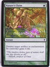 Magic Conspiracy - 2x Nature 's claim