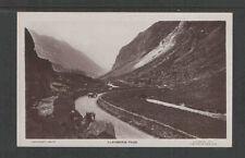 1920s Llanberis Pass England Rppc Real Picture Postcard