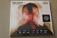 Dave Gahan & Soulsavers - Angels & Ghosts CD POLISH Sticker