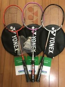 Oh Yonex Badminton Racket Types