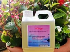 water dispersible massage oil professional grade + Vitamin E