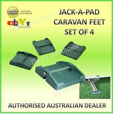 CARAVAN LEG JACK STAND PADS CAMPER TRAILER CAMP BIG FOOT FEET ALKO JAYCO PARTS