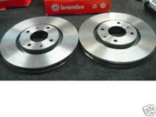 PEUGEOT 207 VTI RC TURBO BREMBO FRONT BRAKE DISC 283MM