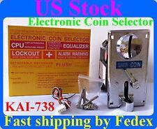 Electronic coin selector 738C Cherry Master arcade game
