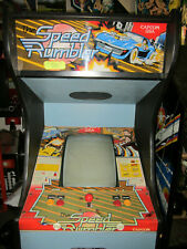Speed Rumbler Arcade Machine by Capcom (Excellent Condition) *Rare*