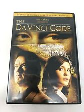 The Da Vinci Code 2-Disc Widescreen Special Edition Dvd Tom Hanks