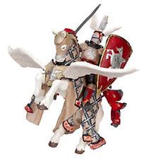 *New* Papo 39948 Pegasus Knight & 39949 Rearing Pegasus - Retired