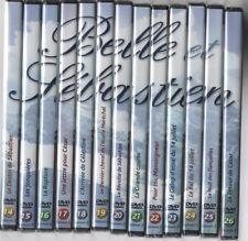 BELLE ET SEBASTIEN ..  INTEGRALE SAISON 2  MEHDI, CECILE AUBRY ... LOT de 13 DVD