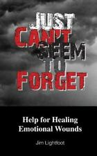 Just Can't Seem to Forget : Help for Healing Emotional Wounds by Jim...