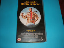V.H.S. VIDEO TAPE COLLECTABLE...........HAPPY GILMORE..........      (12)