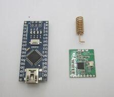 nanoCUL Bausatz - klein - CC1101 868Mhz CUL 868 USB-Stick für FHEM