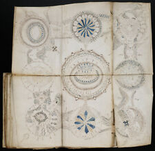 VOYNICH MANUSCRIPT *Most mysterious book ever made* HIGH-RES eBook OCCULT,MYTH