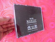 rare Coffret double Cd BOB MARLEY the gold collection 40 titres Reggae Jamaique