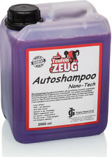 TeufelsZeug Autoshampoo NANO TECH Autoschampoo Hoch-Konzentrat mit Abperleffekt