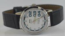 Vintage HMT Pilot 17Jewels Winding Wrist Watch For Men's Wear D-95-21