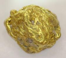 GOLD NUGGET Alaskan 6.019 GRAMS Natural Placer Hope Creek High Purity