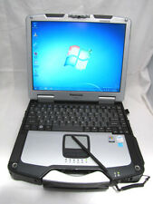 Panasonic ToughBook CF-30 MK2 RUGGED LAPTOP L7500 3GB 160GB TOUCHSCREEN WINDOWS7
