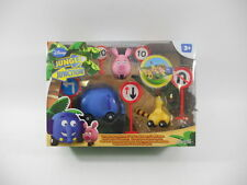 Jungle Junction  con 3  Personaggi by Famosa Disney