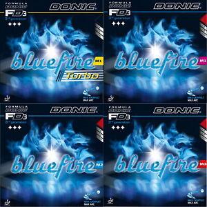 Donic Bluefire M1 Turbo / M1 / M2 / M3 / BigSlam Tischtennisbelag / NEU / Sonder