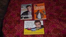 CLARKSON Top Gear book bundle