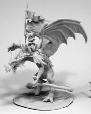 REAPER MINIATURES BONES - 77557 Kyra & Lavarath (Dragon and Rider)