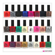 Lot de 24 GRANDE Vernis à Ongles 20 ML - 24 Couleurs vives et modernes