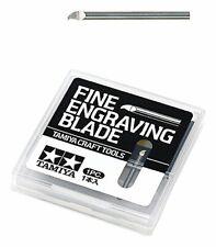 Tamiya 74135 Craft Tools Fine Engraving Blade 0.1mm
