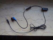 NEU Original Sony PS4 Playstation 4 Mono Headset Ohrhörer Kopfhörer