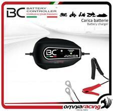 BC Battery KIT 1 caricabatterie JUNIOR 900 per batterie 12v fino a 100 Ah