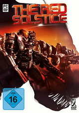 The Red Solstice (PC, 2015, DVD-Box)  -NEUWARE-
